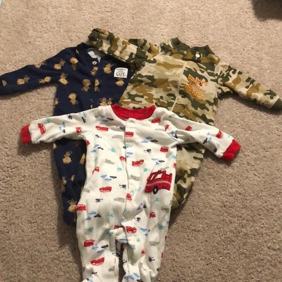 dcb97dac7b55 child of mine Pajamas